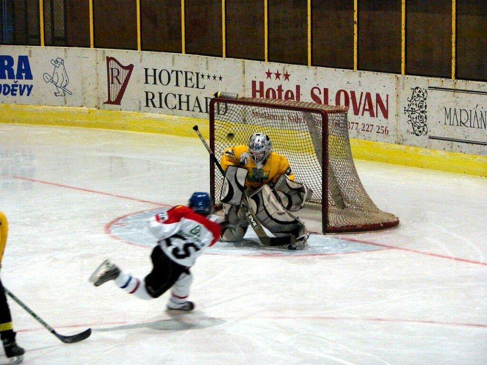 spojený tým M.Lázní a Tachova vyhrál nad Sokolovem 4:3.