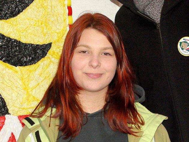 Anna Brabcová.
