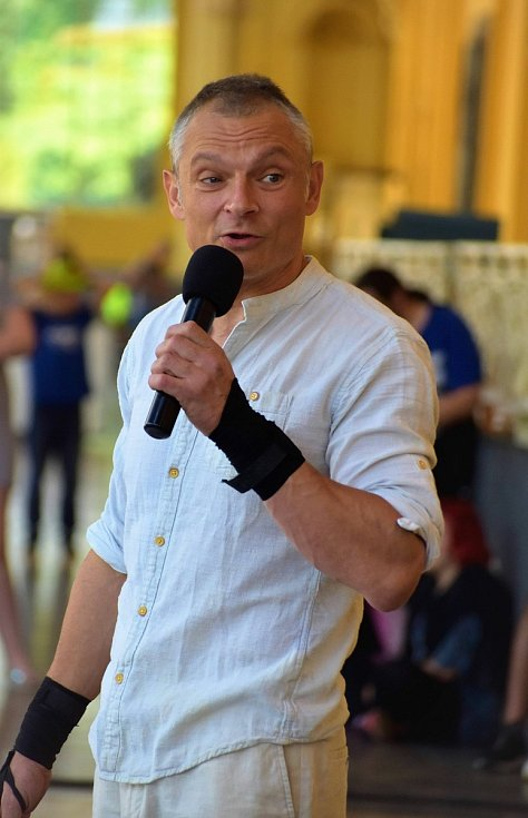 MOVOMAL 2021 a SpaRun v Mariánských Lázních.