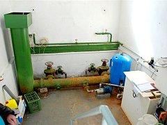 Úpravna vody ze 70. let se letos dočká rekonstrukce