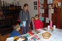 Tradiční muzejní Knihobraní je určeno velkým i malým čtenářům