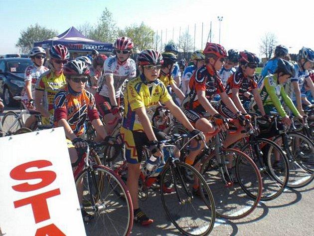 Cyklisté ze Sportovního centra mládeže při TJ Olympionik Cheb sbírají úspěchy
