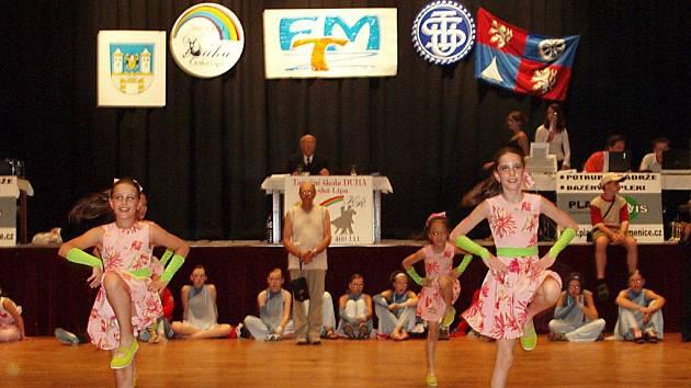 Chebští tanečníci přivezli z Mistrovství republiky dva tituly