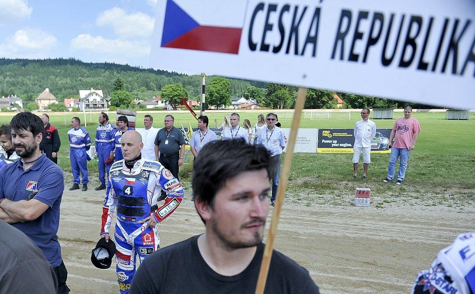 Mariánské Lázně přivítaly finále mistrovství světa družstev na dlouhé ploché dráze