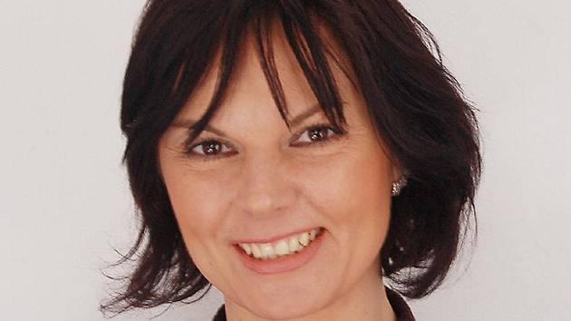 Simona Hámková z chebského muzea
