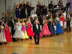 Mezinárodní taneční soutěž Grand Prix v Chebu bude mít letos výročí 25 let.