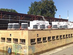 AŠSKÝ BAZÉN už v roce 2009 dostal novou střechu, teď je na řadě oprava technologií.