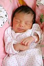 NELA PETÍKOVÁ se poprvé rozkřičela v sobotu 30. ledna v 13.32 hodin. Při narození vážila 2 970 gramů a měřila 49 centimetrů. Doma v Chebu se z malé Nelinky radují bráškové Patrik s Danečkem a maminka Anna s tatínkem Patrikem.