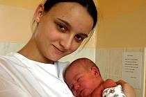 ADÉLA BOUDOVÁ se narodila v pátek 5. února ve 14.45 hodin. Při narození vážila 3160 gramů a měřila 51 centimetrů. Maminka Monika se raduje spolu s tatínkem Zdeňkem z narození Adélky doma v Aši.