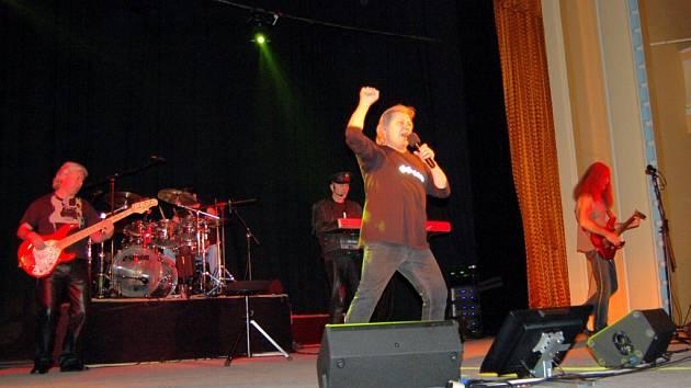 Koncert Václava Neckáře v Aši