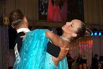 18. ročník Mezinárodní taneční soutěže Grand Prix Cheb.