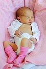 KAROLÍNA PUFFEROVÁ se narodila v pátek 24. června v 9.21 hodin. Na svět přišla s váhou 2 930 gramů a mírou 49 centimetrů. Maminka Michaela a tatínek Jiří se těší z malé Karolínky doma v Chebu.