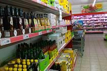 Lidé z Karlovarského kraje nakupují v Německu hlavně trvanlivější potraviny.