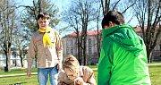 ZNÁŠ CHEB? Šestnáctého ročníku soutěže se zúčastnila osmdesátka skautů.