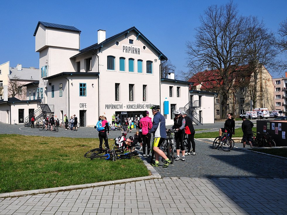 Cyklističtí nadšenci z regionu už odstartovali svoji sezónu.