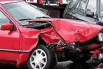 Řidiči v lednu bourali více než za stejné období loňského roku
