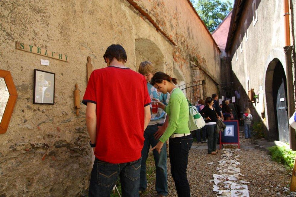 Chebské dvorky 2009
