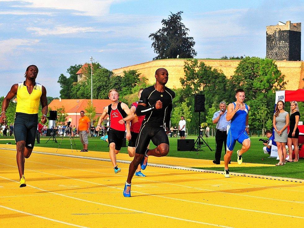 Atletický areál na levém břehu řeky Ohře v Chebu je známý konáním akce Velká cena města Chebu. Sportoviště se dočká vylepšení za miliony.