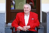 JUBILEUM. Mistr Vladimír Páral oslavil své 85. narozeniny.