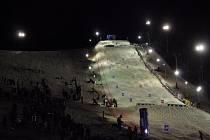 Závody Světového poháru v akrobatickém lyžování v Mariánských Lázních