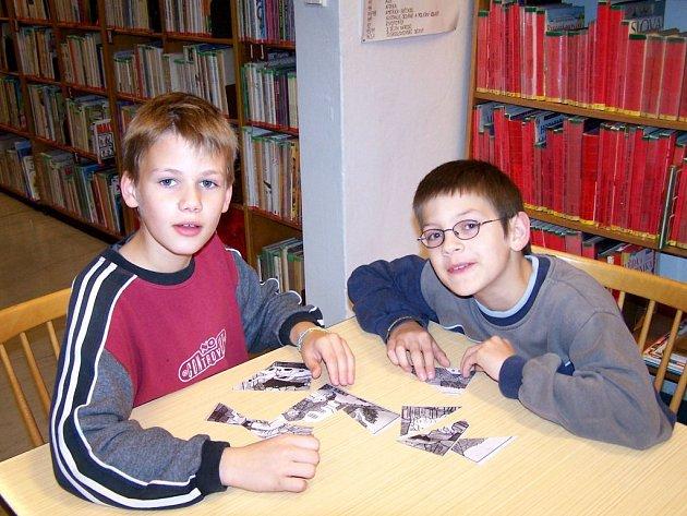 Dětská knihovna v Chebu
