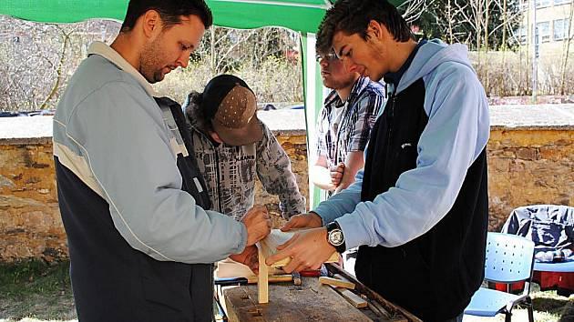 Integrovaná střední škola Cheb uspořádala Den řemesel