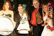 Republiková soutěž O nejkrásnější ekologickou vánoční ozdobu vyvrcholila v brněnském hotelu International.