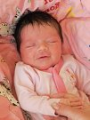 ANNA NOVÁKOVÁ si poprvé prohlédla svět v sobotu 5. prosince 15 minut po půlnoci. Při narození vážila 3 440 gramů a měřila 50 centimetrů. Z malé Aničky se raduje doma v Aši bráška Petřík spolu s maminkou Šárkou a tatínkem Milanem.