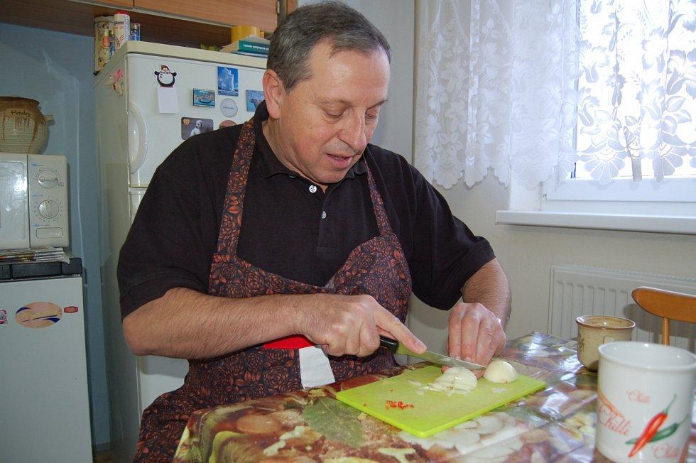 Mykolog boduje originálním receptem na pečenáče.