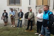 Rekonstrukce chebského muzea je oficiálně zahájena.