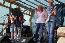 Ve Františkových Lázních se uskutečnil už třetí ročník country festivalu 'West Country Fest'.