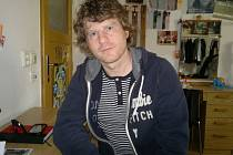 HEREC PETR BATĚK působí v chebském divadle od roku 2008.