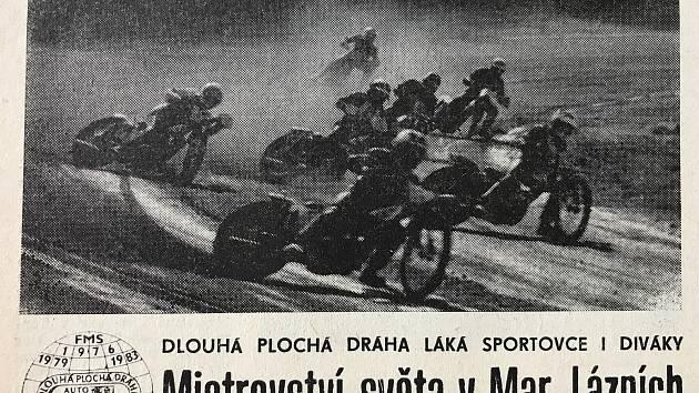 Chebský Hraničář z 27. června 1989.