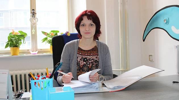 Ředitelka Hospice Svatého Jiří v Chebu Alena Votavová chce služby hospice rozšířit.
