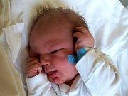 PATRIK PAVEL HRADECKÝ se narodil v neděli 25. dubna ve 23.05 hodin. Na svět přišel s krásnou váhou 3800 gramů a mírou 51 centimetrů. Sourozenci Monča s Kubíkem, maminka Monika a tatínek Radek se těší z malého Pavlíčka doma v Mariánských Lázních.