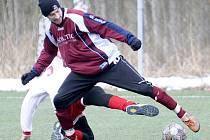 Zimní fotbalový trunaj ve Františkových Lázních