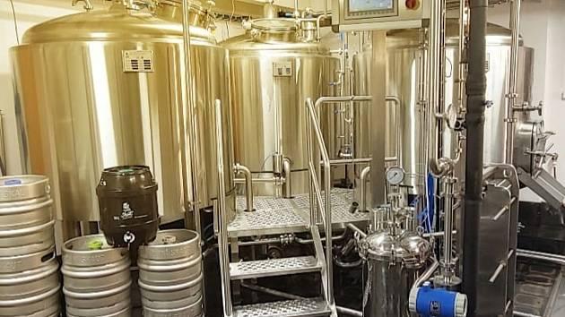 V Chebu bude téct pivo proudem, otevírá se nový pivovar.