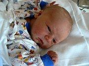Lucii a Antonínu Rollovým z Mariánských Lázní se 26. 4. ve 4.50 hod. narodil v plzeňské FN syn Vašík (3,49 kg, 52 cm). Doma se na něho moc těší bráška Jiřík, kterému je pět a půl roku.