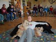 FESTIVAL POROZUMĚNÍ. Šestnáctý ročník festivalu, který propojuje svět zdravých a handicapovaných lidí, nabídl canis dílnu.