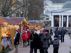Mariánskolázeňské vánoční trhy.