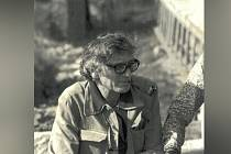 Bojmír Hutta byl prvním ředitelem Galerie výtvarného umění v Chebu.