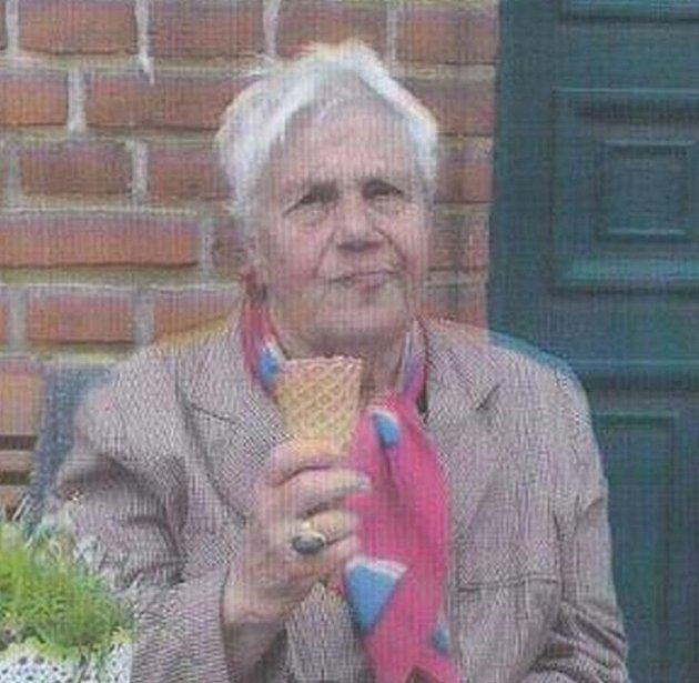 Pohřešovaná seniorka zRehau