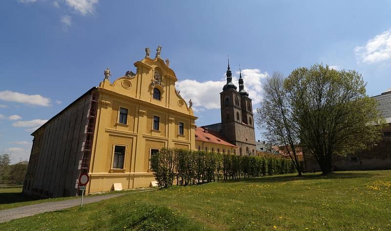Z kláštera Teplá.