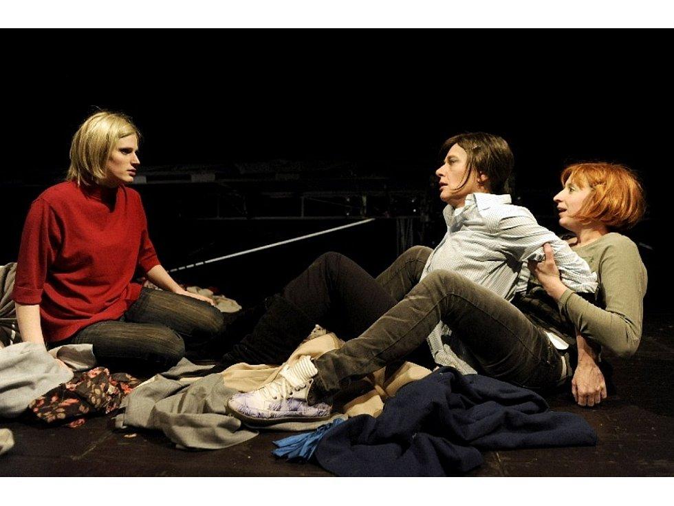 HEREČKA KLÁRA ŠTĚPÁNKOVÁ v chebském divadle účinkuje od roku 2009.