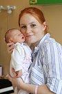 EMA KOBROVÁ bude mít v rodném listě datum narození neděli 8. října v 12.51 hodin. Na svět přišla s váhou 2 960 gramů. Maminka Martina a tatínek Jan se těší z malé Emičky doma v Chebu.
