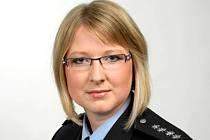 Veronika Hodačová, mluvčí Policejního prezídia.
