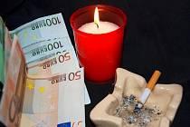 Co rozhodne o tom, jestli přestanete kouřit? Zdraví nebo peníze?