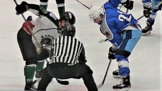 Druhá hokejová liga: HC Stadion Cheb - HC Příbram