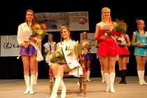 Finále celorepublikové soutěže Miss Mažoretka 2008 v Mariánských Lázních