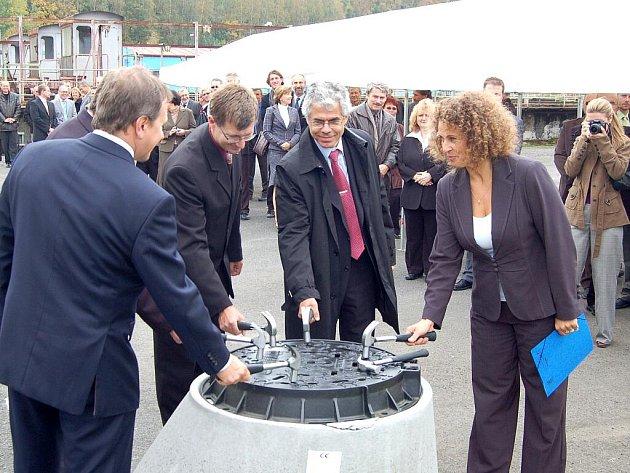Nejen v Chebu, ale také Mariánských Lázních  se zlepší kvalita odpadních vod.